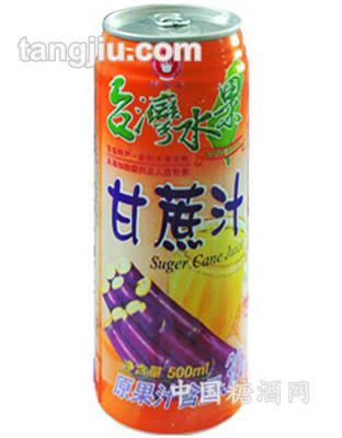 宏金富500ml甘蔗汁