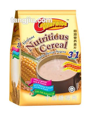 可比即溶营养麦片-原味