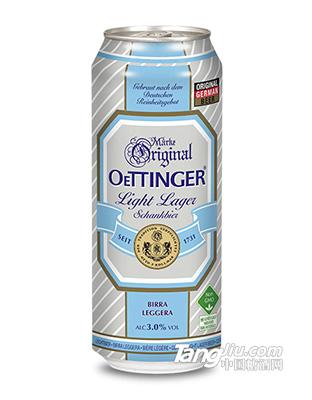 德国奥丁格拉格啤酒 500ml