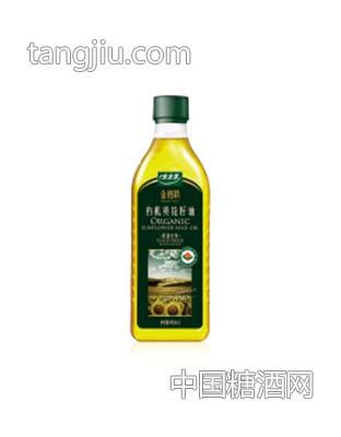 金格勒有机葵花籽油