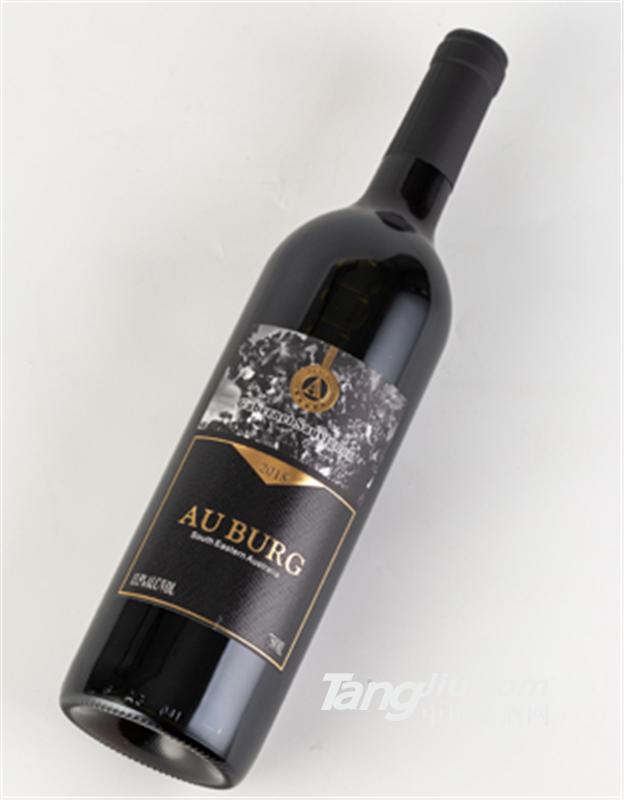 澳洲进口红葡萄酒澳博格干红原瓶赤霞珠干红葡萄酒
