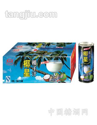 椰星椰子汁238ml