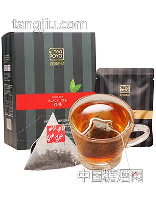 泡悠茶品商务款红茶-三好茶博汇
