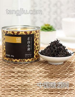 泡悠茶品圆罐装正山小种-三好茶博汇