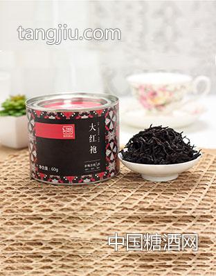 泡悠茶品圆罐装大红袍-三好茶博汇