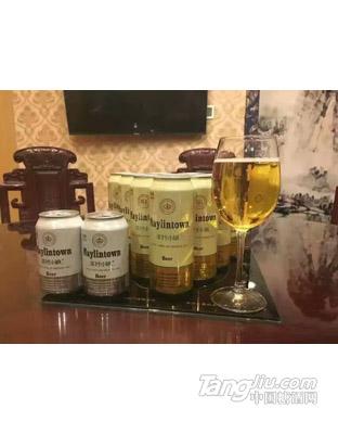 终端活动4—青岛汇海铭洋啤酒