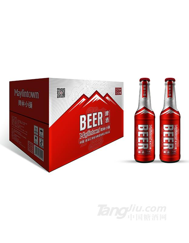美林小镇啤酒275ml