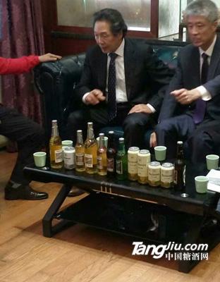 韩国考察团(9)-美林小镇啤酒