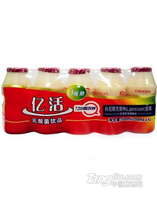 亿活乳酸菌饮料-乳饮料-组装
