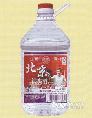 42°50°56°北京二锅头酒(桶装)5Lx4