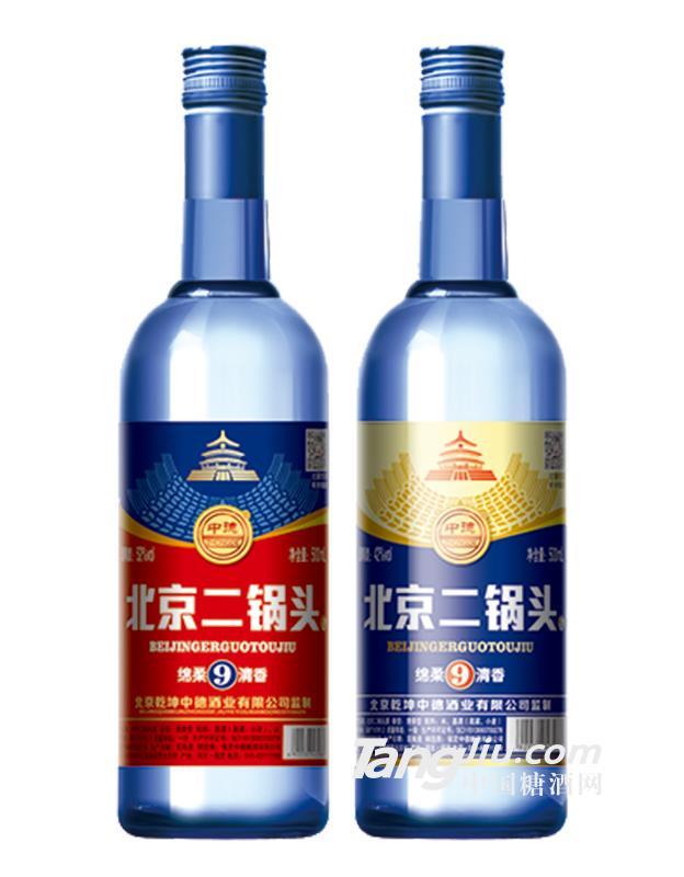 42度北京二锅头酒500ml