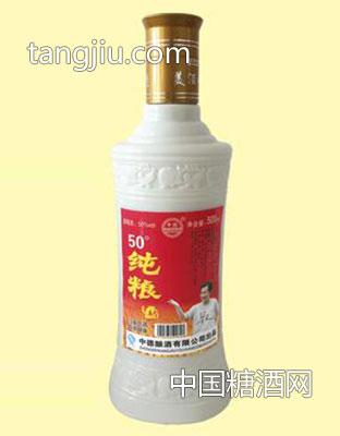 纯粮500ml白瓶