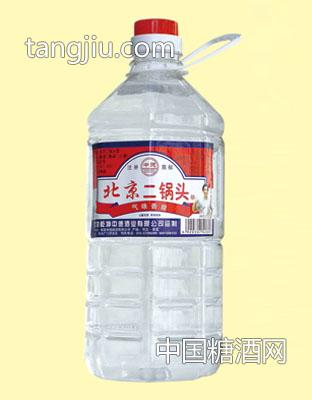 46北京二锅头桶装白酒3L