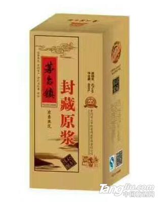 茅台镇封藏原浆酒盒装-贵州黔宴bwinapp