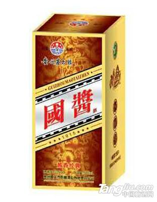 茅台镇国酱酒盒装—贵州黔宴酒业