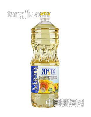 俄罗斯进口葵花籽油1