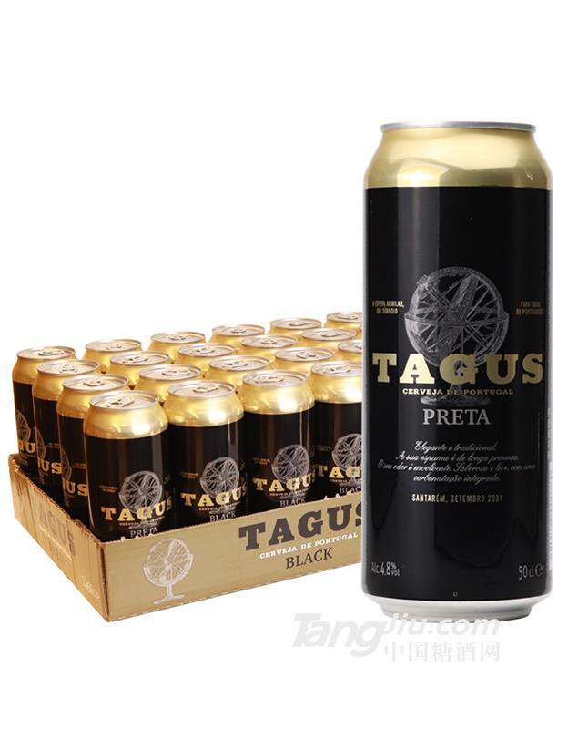 泰谷500黑啤