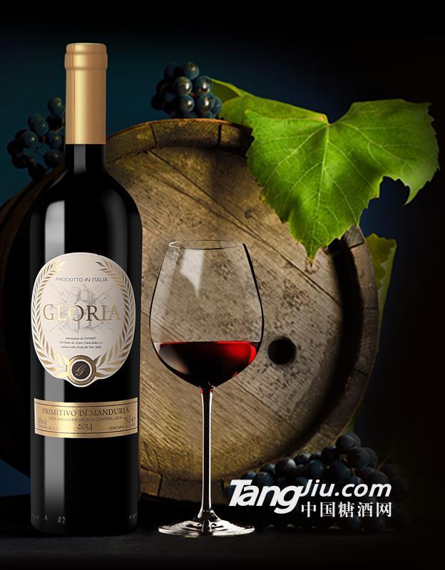 格鲁尔干红葡萄酒
