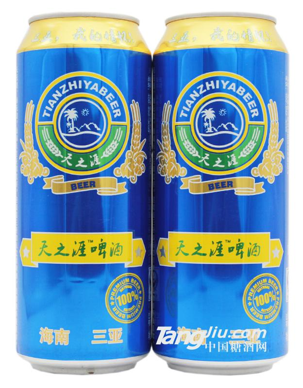天之涯啤酒-500ml