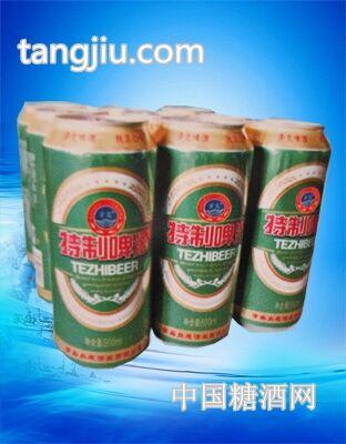 特制啤酒-山东蓝发饮品