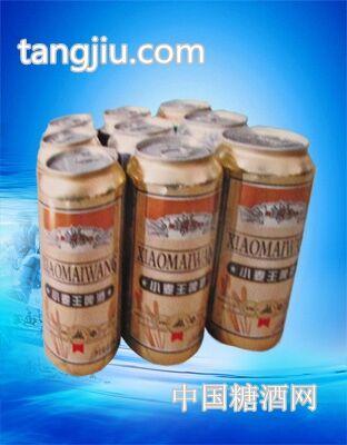 小麦王啤酒-山东蓝发饮品