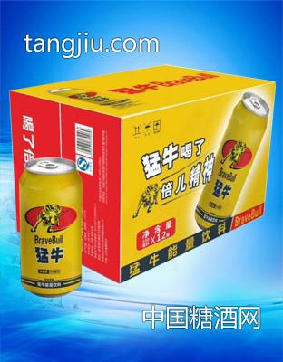 猛牛能量饮料500ml*12罐