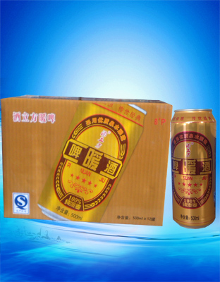 暖啤500mlx12