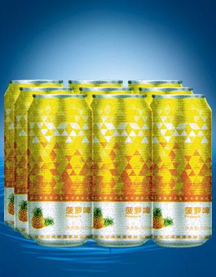 7菠萝啤酒