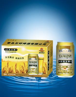 4小麦王啤酒