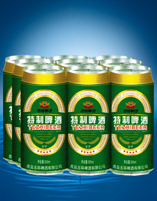 9特质8度啤酒