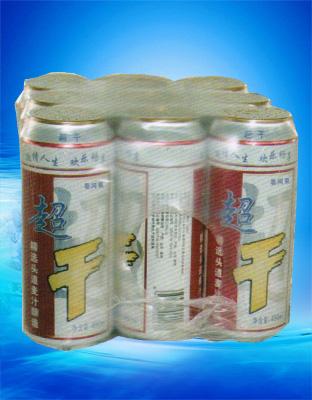超干啤酒易拉罐500ml
