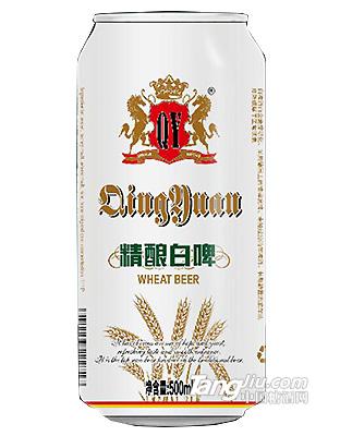 精酿白啤500ml