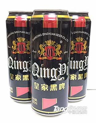 皇家黑啤500ml