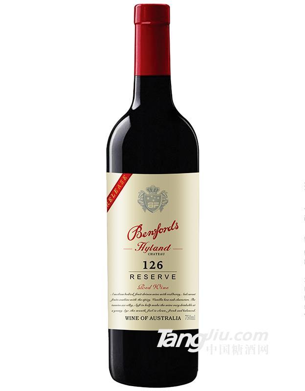 奔富海兰酒庄精选126干红葡萄酒