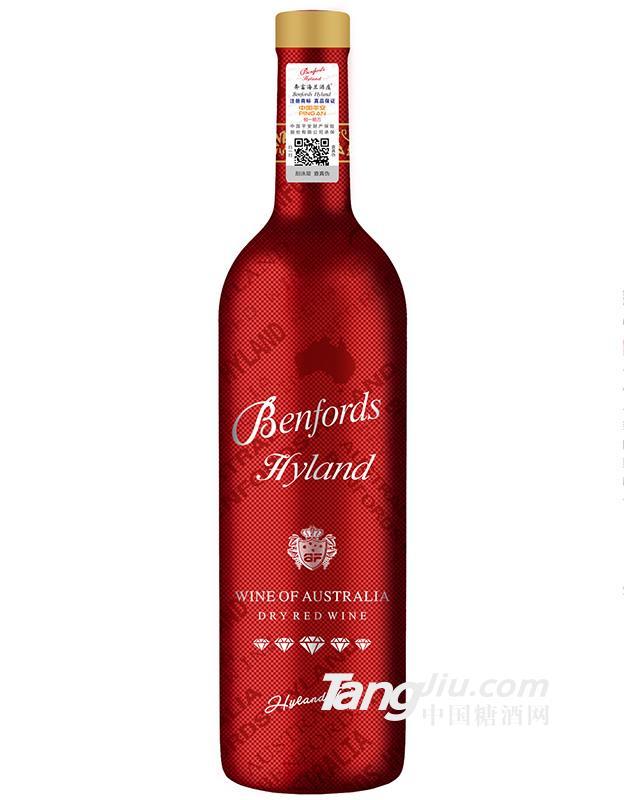 奔富海兰酒庄BN138干红葡萄酒