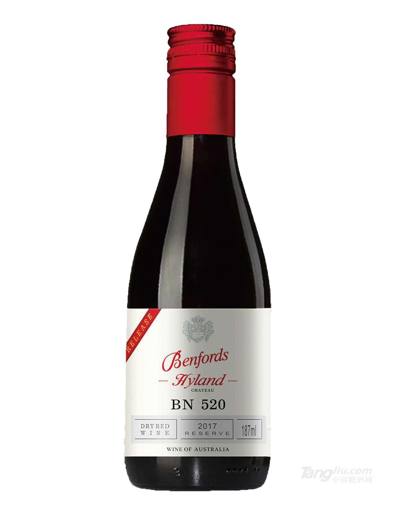 奔富海兰酒庄BN520干红葡萄酒