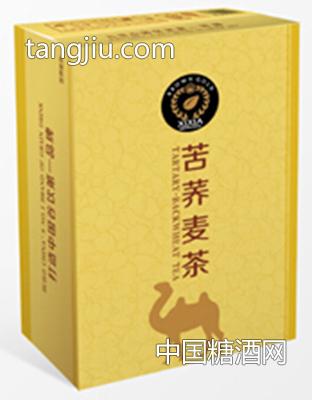 西夏褐金 苦荞麦茶乳酸菌塑包箱装248ml