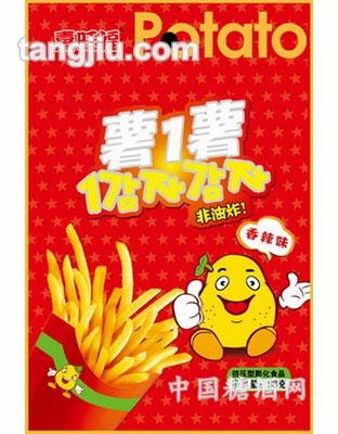 薯1薯香辣味98克