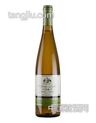 沙地系列-霞多丽干白葡萄酒