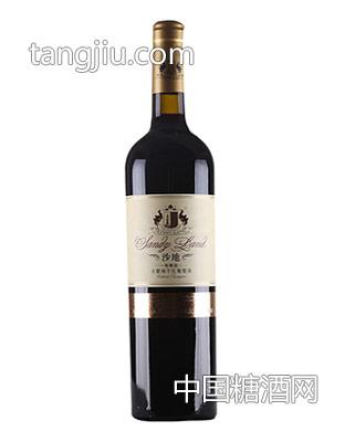 沙地系列-特酿级赤霞珠干红葡萄酒