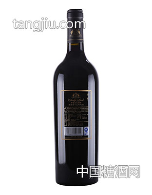 沙地皇家酒窖赤霞珠干红葡萄酒