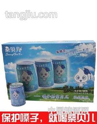 桑贝儿植物健康饮料罐装