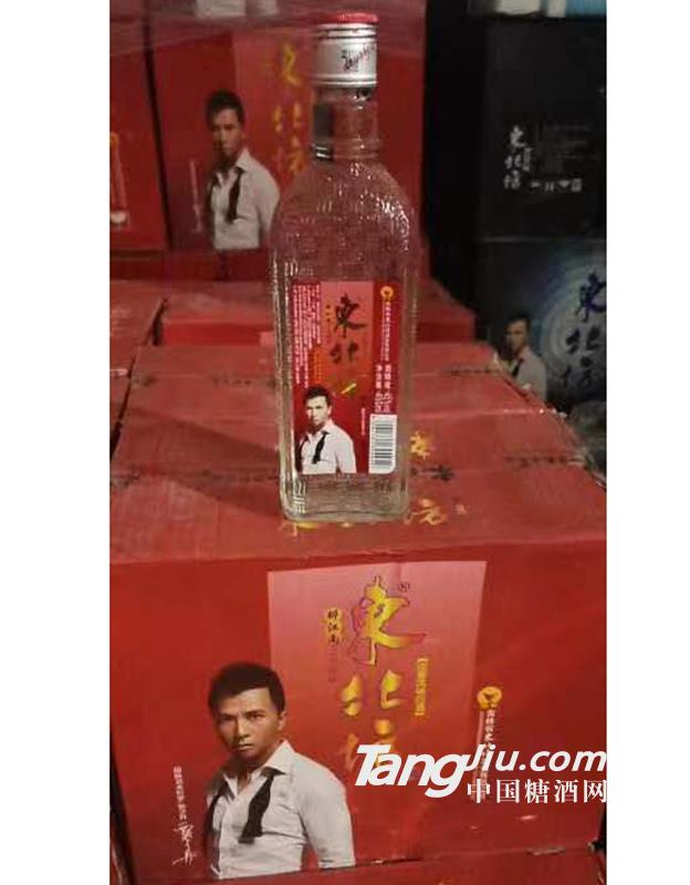 东北坊功夫酒 (红)