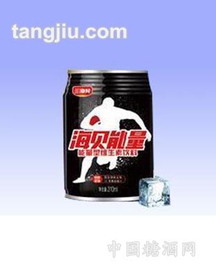 三海贝海贝能量能量型维生素饮料(黑)310ml