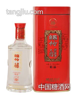 绵竹醇精品-浓香型白酒
