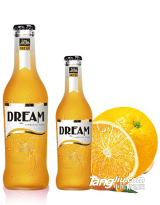 朗姆预调酒-橙子味