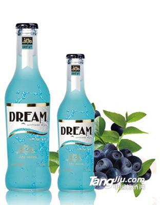 朗姆预调酒-蓝莓味