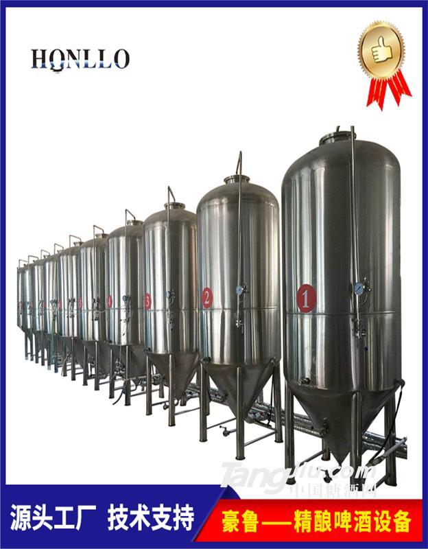 500升酿酒设备价格 啤酒设备生产厂家