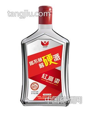 精品红高粱酒-硬派150ml