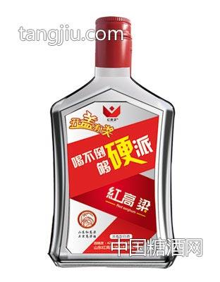 精品红高粱酒-硬派600ml